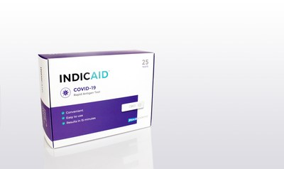 PHASE Scientific's INDICAID COVID-19 Rapid Antigen Test has received FDA's Emergency Use Authorization
