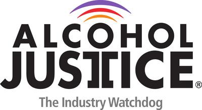 Alcohol Justice logo. (PRNewsFoto/Alcohol Justice)