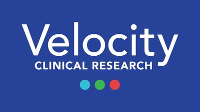 Velocity Clinical Research Logo