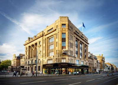 Johnnie Walker Princes Street, the eight-floor new visitor experience for the world's best-selling Scotch whisky, has today been launched in the heart of Scotland's capital city, Edinburgh.