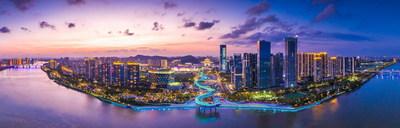 La fascinante Shunde, lugar ideal para los talentos, invita a los socios globales. (PRNewsfoto/The Publicity Department of Shunde District Committee)