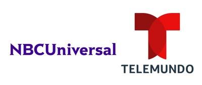 NBCUniversal y Telemundo (PRNewsfoto/NBCUniversal Telemundo Enterprises)